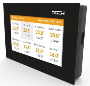 Tech Panel kontrolny M-7 do listwy L-7 z internetem