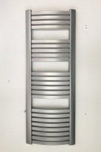 Enix Loko LK-512 450x1200 grzejnik łazienkowy srebrny