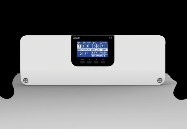 Tech L-9R Listwa sterująca ogrzewania podłogowego