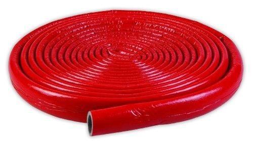 Otulina na rurę 16 18/6 izolacja rur Pex 10 mb czerwona