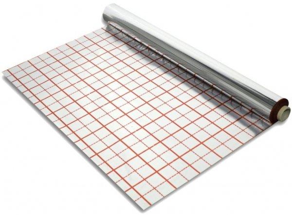 Folia izolacyjna do podłogówki 50 mb oryginalna 105 my