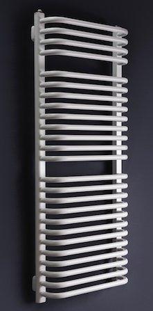 Grzejnik łazienkowy Purmes 55x100 cm 730 W drabinka