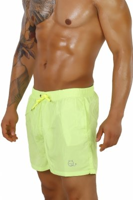 Supa! Swim! Nomad Trunks (Green)