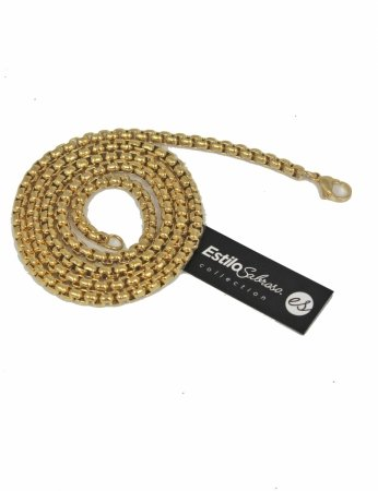 Men's chain (length 55cm , thickness 0,30cm) Estilo Sabroso Es03335