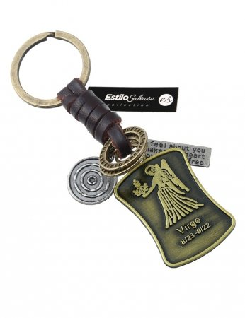 Men`s key ring VIRGO Estilo Sabroso Es04409