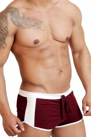 Bokserki WJ 308 Brown Trunks