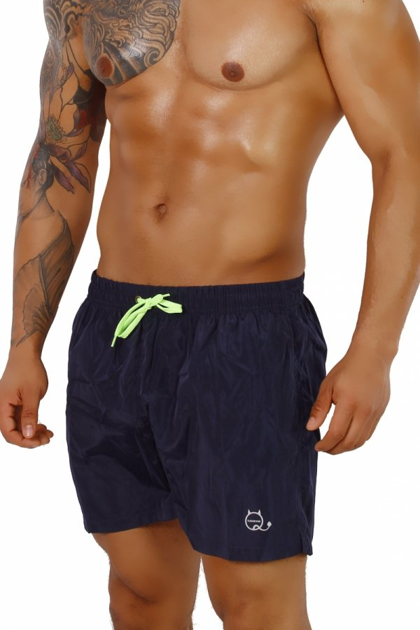 Supa! Swim! Nomad Trunks (Navy)