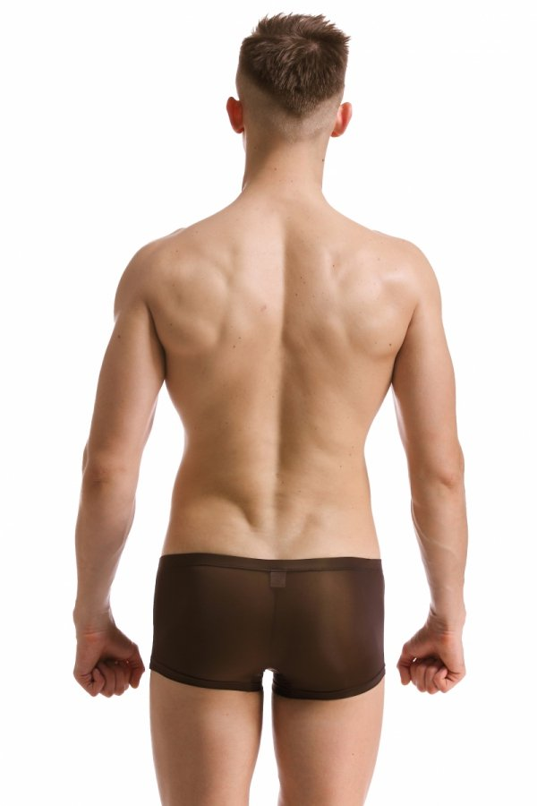 GMW LITE NAKED Brown Boxer Briefs