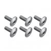 Śruby bloku pedałów Shimano SPD-SL długie (M5X13,5mm) (6szt)