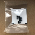 Śruby mocujące tarczę Shimano Deore XT FC-M8000 (M8 x 11,4mm) 4szt.
