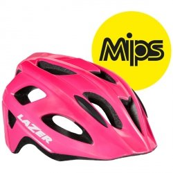Kask dziecięcy Lazer Nutz MIPS Pink