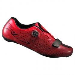 Buty szosowe Shimano SH-RC700 Czerwone roz.48