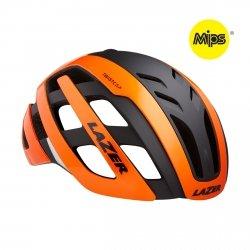 Kask Lazer Century MIPS Flash Orange Black roz.L +led
