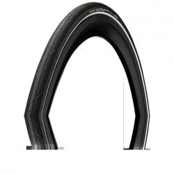 Opona Continental Ultra Sport PF 700x25C czarno/biała zwijana