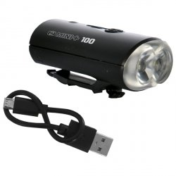 OXC Lampka Ultratorch Mini+ Przód 2 LED 100Lm USB