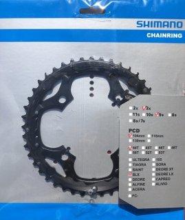 Tarcza mechanizmu korbowego Shimano SLX FC-M660 44T
