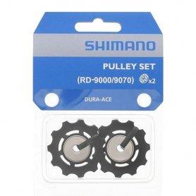 Zestaw kółek przerzutki Shimano DURA ACE RD-9000/9070
