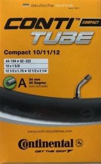 Dętka Continental Compact 10/11/12 AV 45stopni