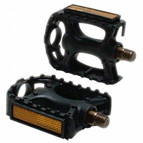 OXC Pedały MTB Plastikowe Czarne 9/16 50szt