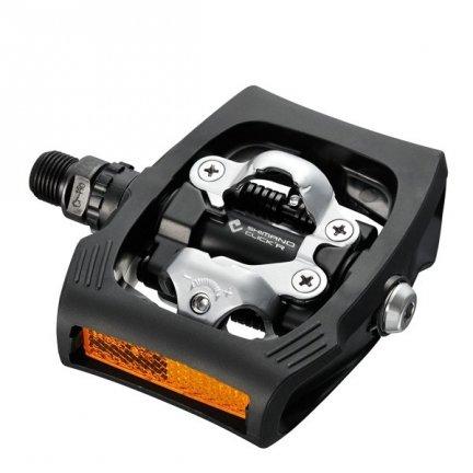 Pedały Shimano SPD PD-T400 Click'R czarne