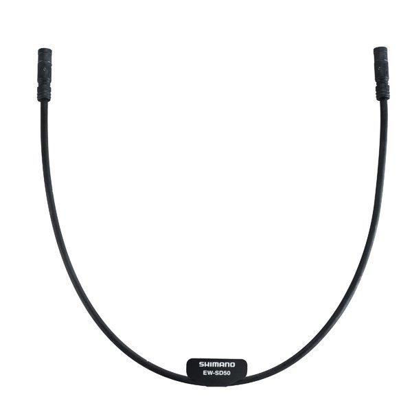 Przewód elektryczny Shimano EW-SD50 Di2 750mm czarny