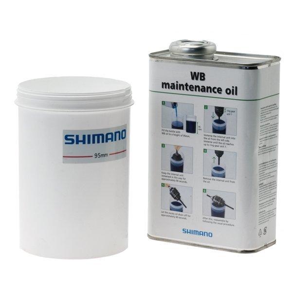 Olej do konserwacji piast Shimano Nexus 1000ml