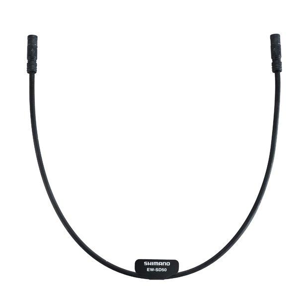 Przewód elektryczny Shimano EW-SD50 Di2 650mm czarny