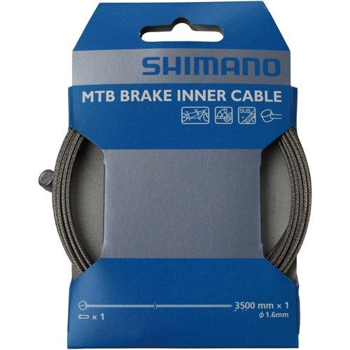 Linka hamulca MTB Shimano nierdzewna 1.6x3500mm