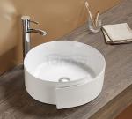 REA - Umywalka ceramiczna nablatowa EMILY