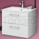 DEFTRANS - Zestaw szafka łazienkowa + umywalka SILESIA