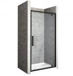 REA - drzwi prysznicowe uchylne RAPID SWING 100