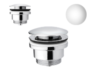 VEDO - korek umywalkowy klik-klak CHROM VSY4000