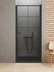 NEW TRENDY - Drzwi wnękowe New Soleo BLACK  90x195  D-0277A