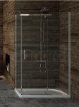 New Trendy - Kabina prysznicowa prostokątna NEW KOMFORT / Linia GOLD