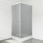 DUSO - Kabina kwadratowa 90x185  DS402QC
