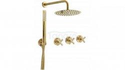 REA - Zestaw natryskowy EXIT GOLD