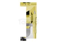 VEDO - Zestaw wannowo-natryskowy podtynkowy III DESSO ORO złoto deszczownica 250mm  VBD4233/25/ZL