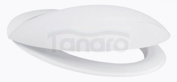 OPOCZNO - Deska duroplastowa antybakteryjna wolnoopadająca HIGH STREET