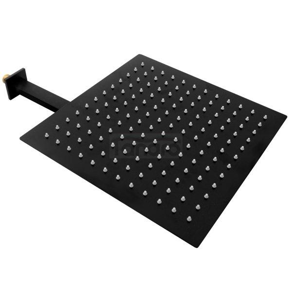 REA - Zestaw natryskowy podtynkowy SOHO BLACK