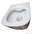 Roca Gap Rimless Miska WC wisząca Maxi Clean