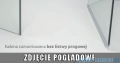 Radaway Torrenta Kdj kabina kwadratowa 80x80 prawa szkło przejrzyste 32212-01-01NR