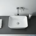 Elita Reni umywalka nablatowa ceramiczna 45x32cm 145047