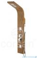 Corsan Bao panel natryskowy z mieszaczem drewno bambusowe B-022BAO