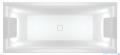 Riho Still Square wanna z zagłówkami i oświetleniem 180x80cm + syfon BR0100500K00132