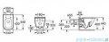 Grohe Zestaw stelaż Rapid Sl Fresh 5w1 Cosmopolitan+miska wisząca Roca Gap Maxi Clean+deska wolnoopadająca 38827/A34647700M/A80148200U