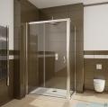 Radaway Premium Plus DWJ+S kabina prysznicowa 100x90cm szkło przejrzyste