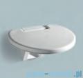 Novellini Glax 3 kabina prysznicowa z hydromasażem 120x90 prawa srebrny GL32P299DT1-1B