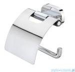Tiger Lucca Uchwyt na papier toaletowy z klapką chrom 13041.3.03.46
