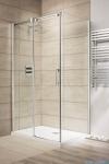 Radaway Espera KDJ Drzwi prysznicowe 100 lewe szkło przejrzyste 380495-01L/380230-01L