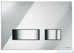 Cersanit Movi przycisk spłukujący 2-funkcyjny chrom S97-026